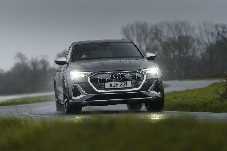 2021 Audi e-tron S Sportback quattro - UK version 621071
