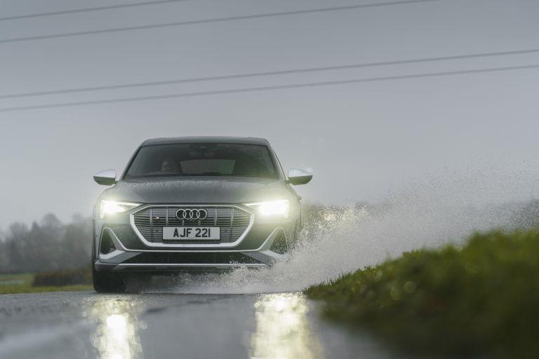 2021 Audi e-tron S Sportback quattro - UK version 621073