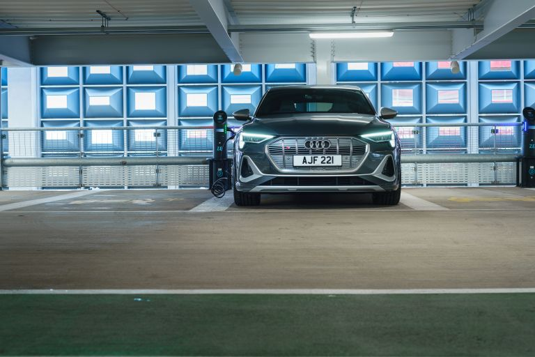 2021 Audi e-tron S Sportback quattro - UK version 621084