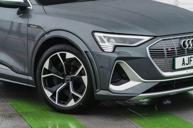 2021 Audi e-tron S Sportback quattro - UK version 621087