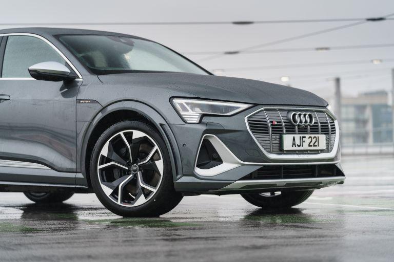 2021 Audi e-tron S Sportback quattro - UK version 621089
