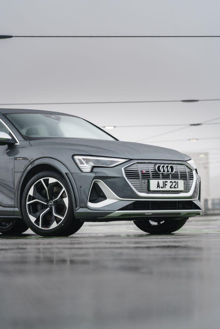 2021 Audi e-tron S Sportback quattro - UK version 621090