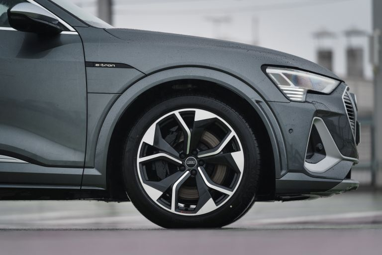 2021 Audi e-tron S Sportback quattro - UK version 621092