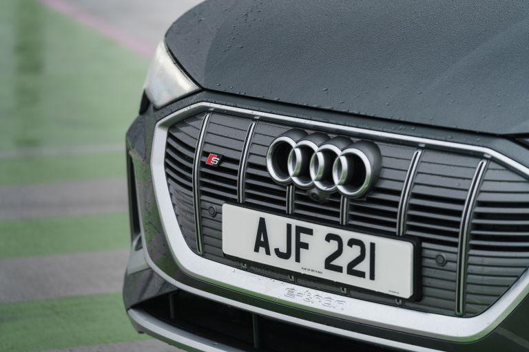 2021 Audi e-tron S Sportback quattro - UK version 621095