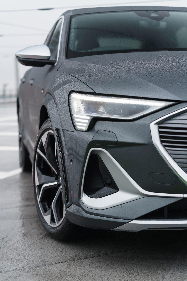 2021 Audi e-tron S Sportback quattro - UK version 621099