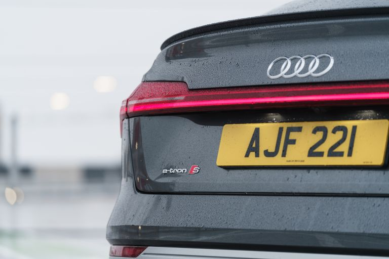 2021 Audi e-tron S Sportback quattro - UK version 621109