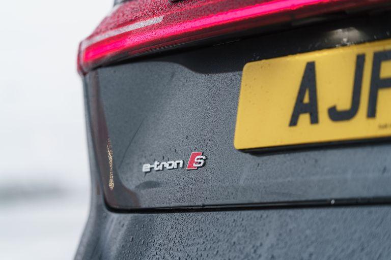 2021 Audi e-tron S Sportback quattro - UK version 621114