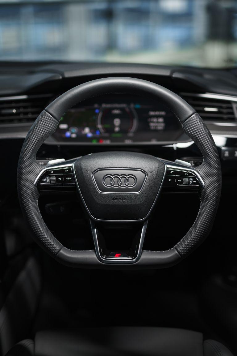 2021 Audi e-tron S Sportback quattro - UK version 621123