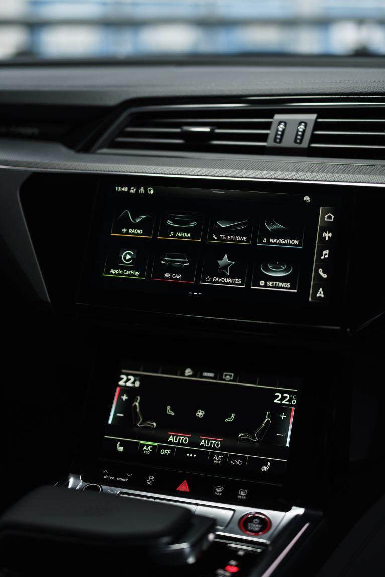 2021 Audi e-tron S Sportback quattro - UK version 621132