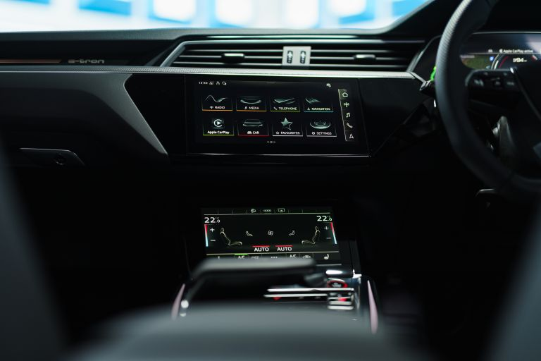 2021 Audi e-tron S Sportback quattro - UK version 621134