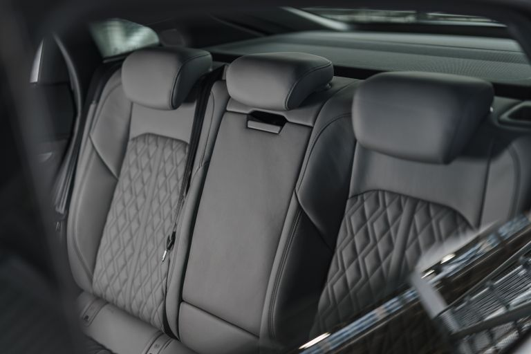 2021 Audi e-tron S Sportback quattro - UK version 621145