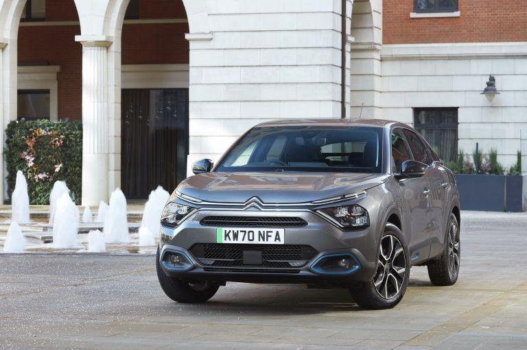 2021 Citroën ë-C4 - UK version 621721