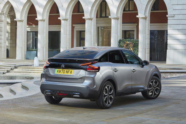 2021 Citroën ë-C4 - UK version 621722
