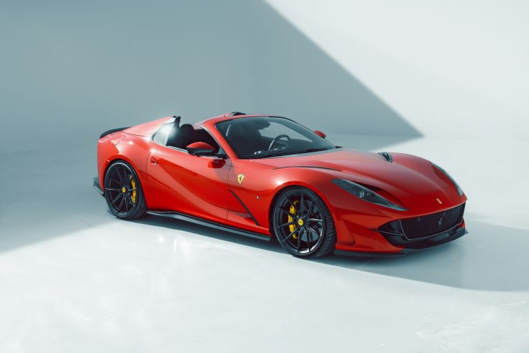 2021 Ferrari 812 GTS by Novitec 621749