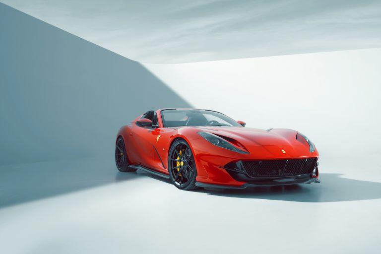 2021 Ferrari 812 GTS by Novitec 621750