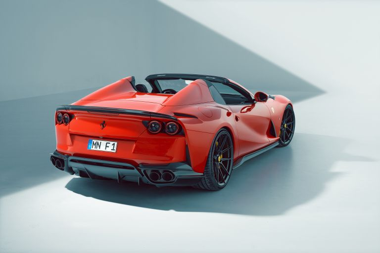 2021 Ferrari 812 GTS by Novitec 621757