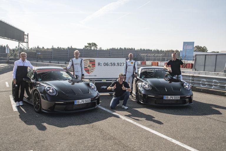 2021 Porsche 911 ( 992 ) GT3 621802