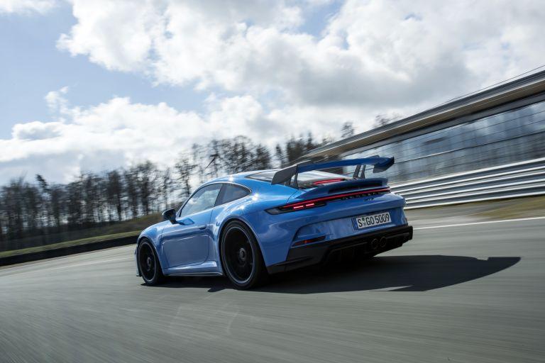 2021 Porsche 911 ( 992 ) GT3 627668