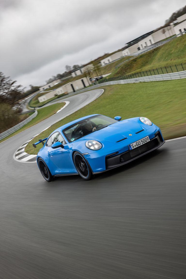 2021 Porsche 911 ( 992 ) GT3 627680