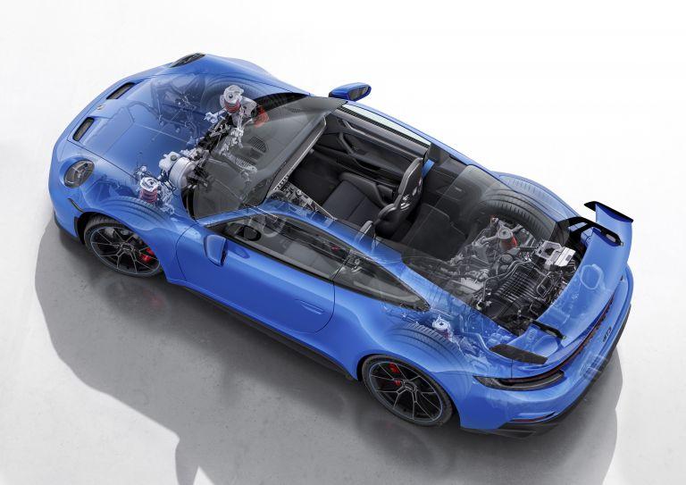 2021 Porsche 911 ( 992 ) GT3 627720