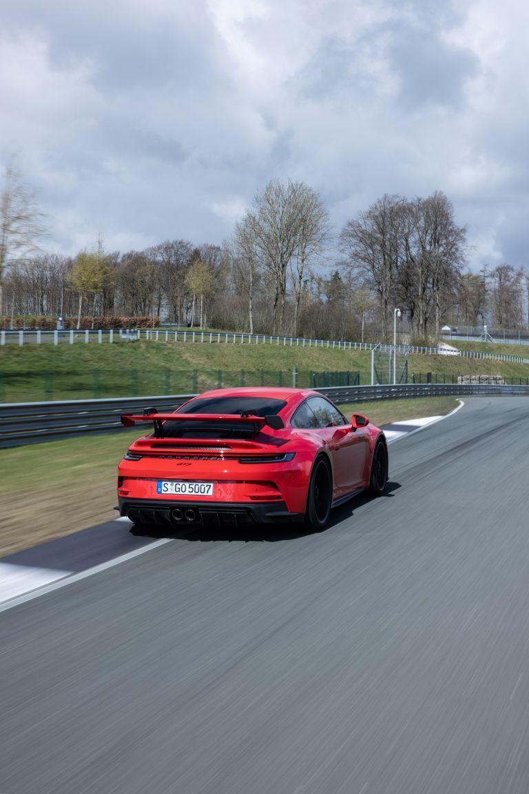 2021 Porsche 911 ( 992 ) GT3 627750