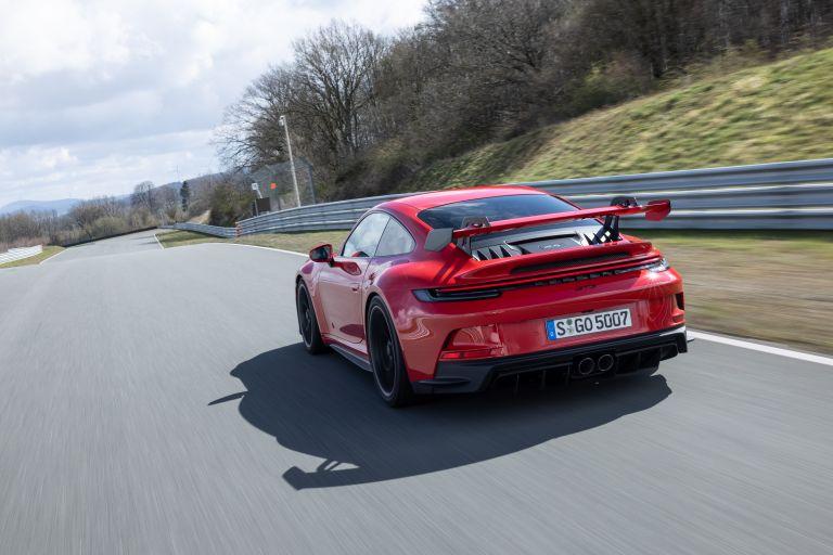 2021 Porsche 911 ( 992 ) GT3 627752