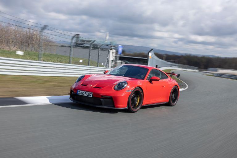 2021 Porsche 911 ( 992 ) GT3 627753