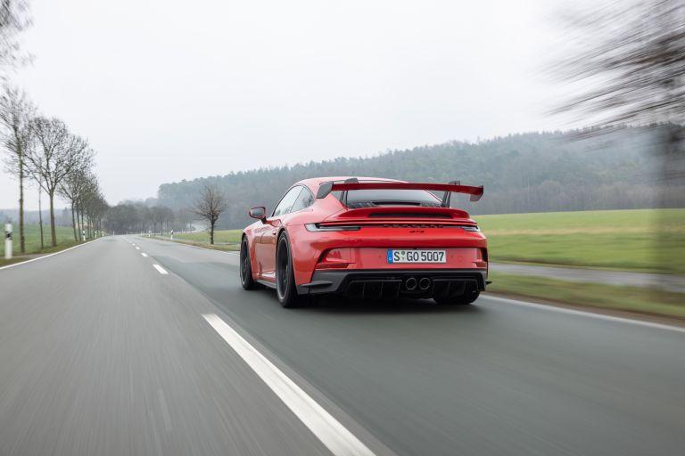 2021 Porsche 911 ( 992 ) GT3 627769