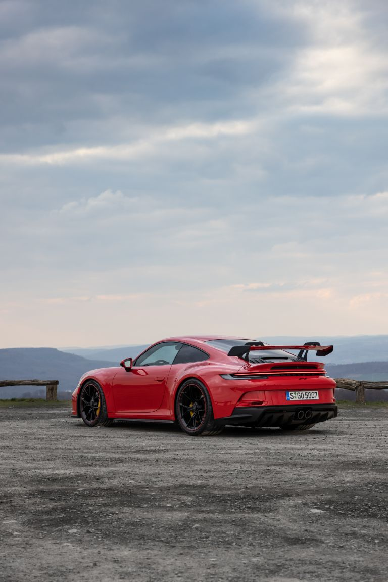 2021 Porsche 911 ( 992 ) GT3 627774