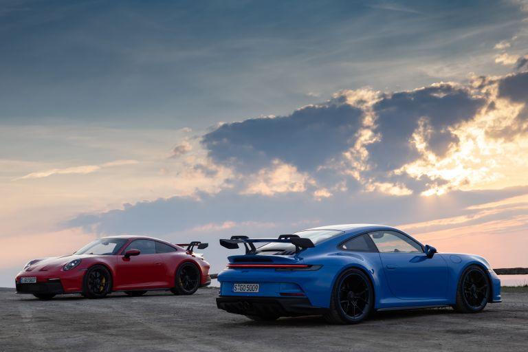 2021 Porsche 911 ( 992 ) GT3 627775
