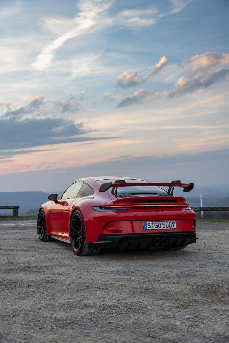 2021 Porsche 911 ( 992 ) GT3 627776