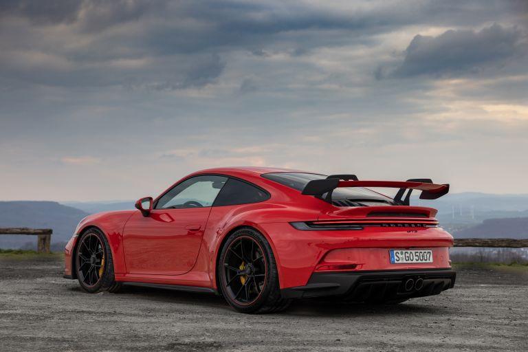 2021 Porsche 911 ( 992 ) GT3 627779