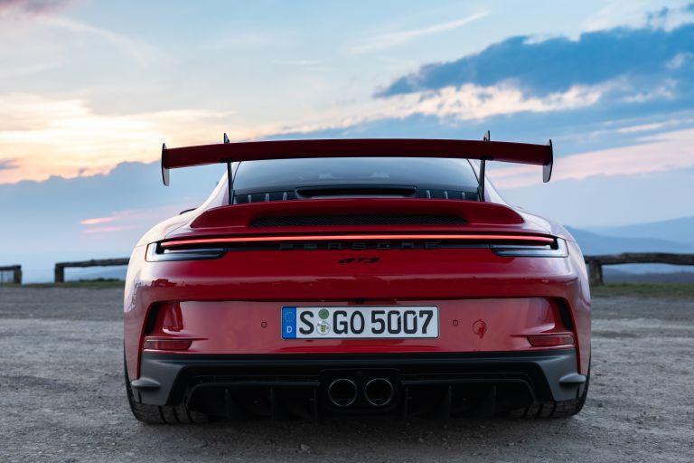 2021 Porsche 911 ( 992 ) GT3 627785