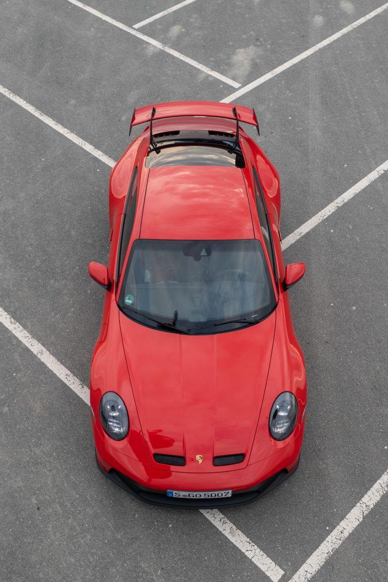 2021 Porsche 911 ( 992 ) GT3 627786