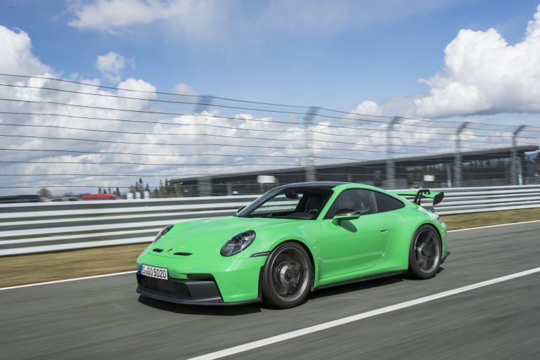 2021 Porsche 911 ( 992 ) GT3 627885