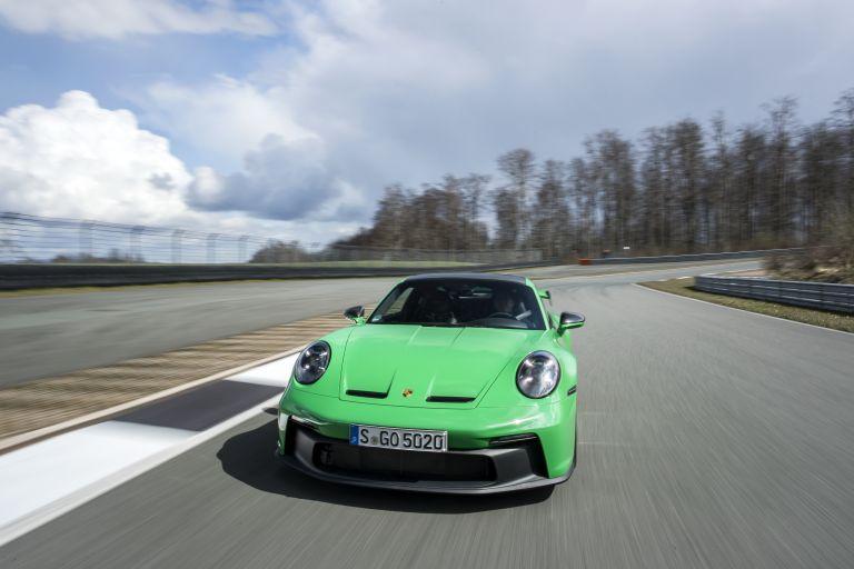 2021 Porsche 911 ( 992 ) GT3 627888