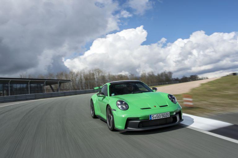 2021 Porsche 911 ( 992 ) GT3 627889