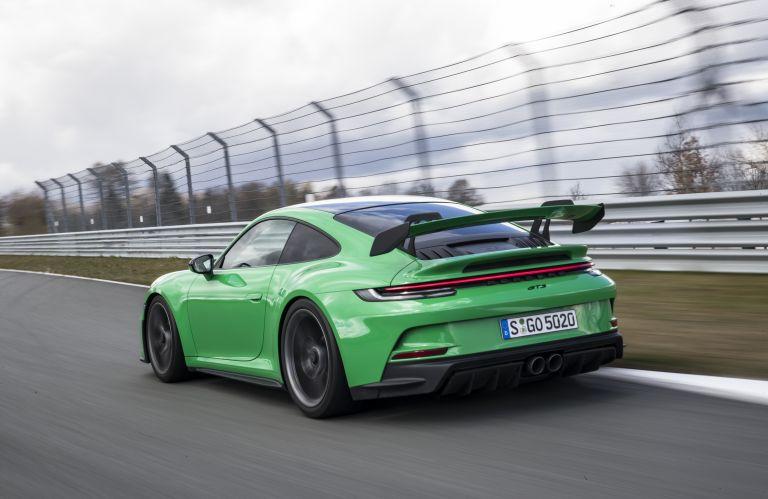 2021 Porsche 911 ( 992 ) GT3 627892