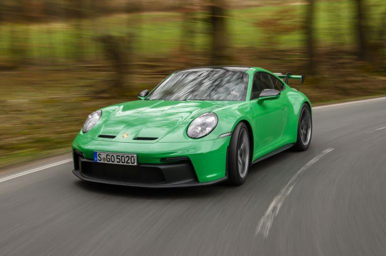 2021 Porsche 911 ( 992 ) GT3 627896