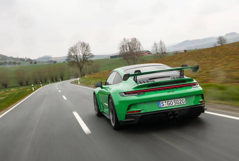 2021 Porsche 911 ( 992 ) GT3 627897