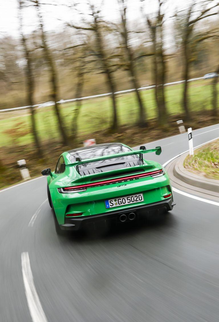 2021 Porsche 911 ( 992 ) GT3 627899