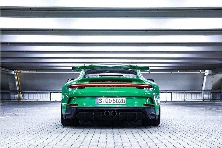 2021 Porsche 911 ( 992 ) GT3 627904
