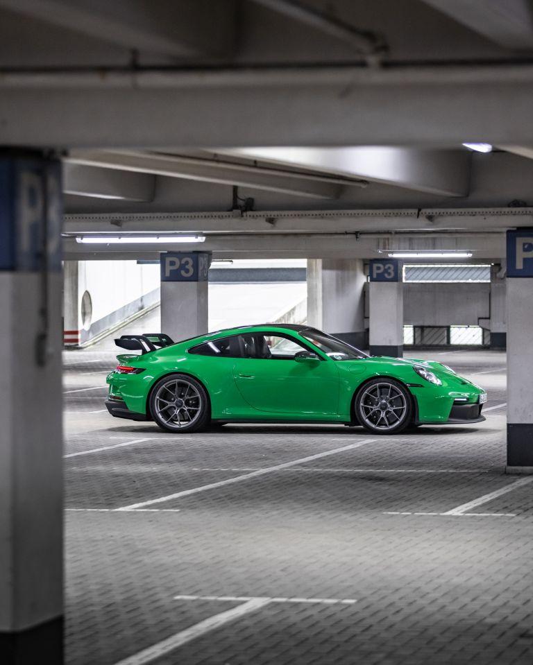 2021 Porsche 911 ( 992 ) GT3 627907