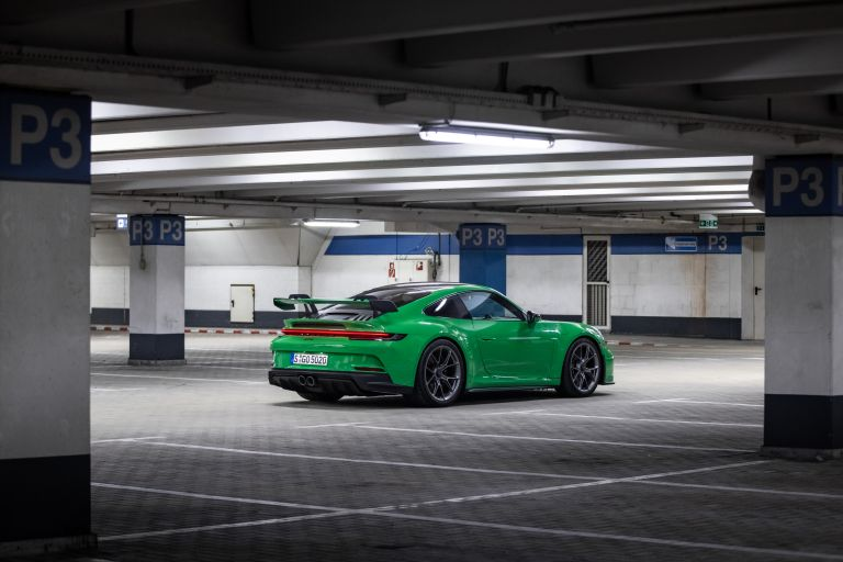 2021 Porsche 911 ( 992 ) GT3 627908