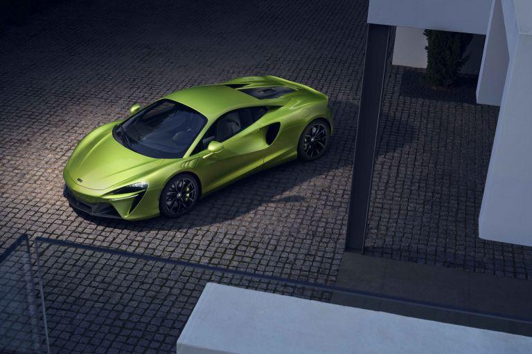 2022 McLaren Artura 621918