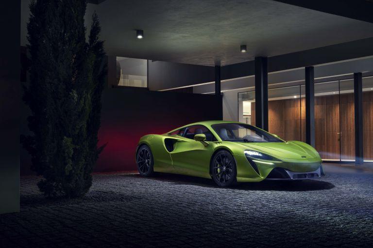 2022 McLaren Artura 621919