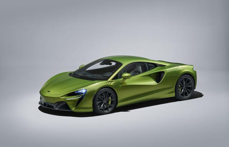 2022 McLaren Artura 621929