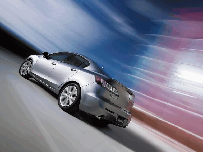 2008 Mazda 3 sedan 230743