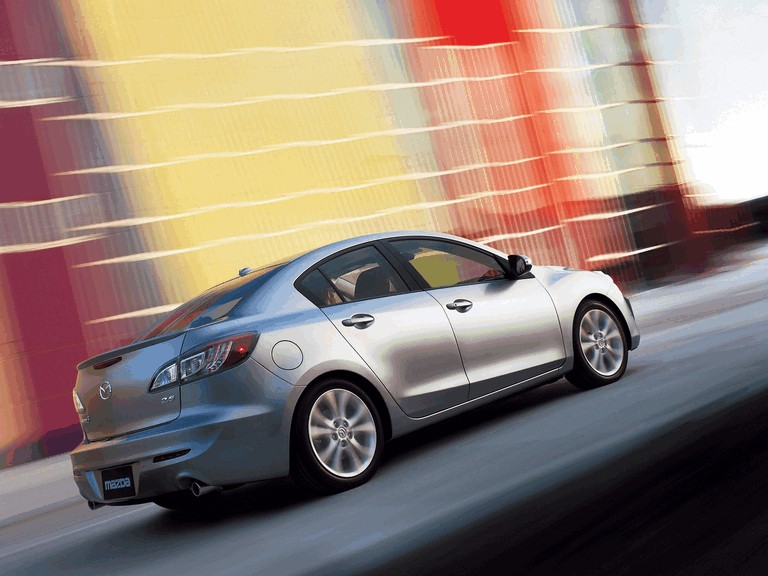 2008 Mazda 3 sedan 230744