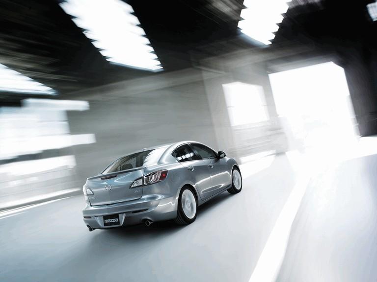 2008 Mazda 3 sedan 230747
